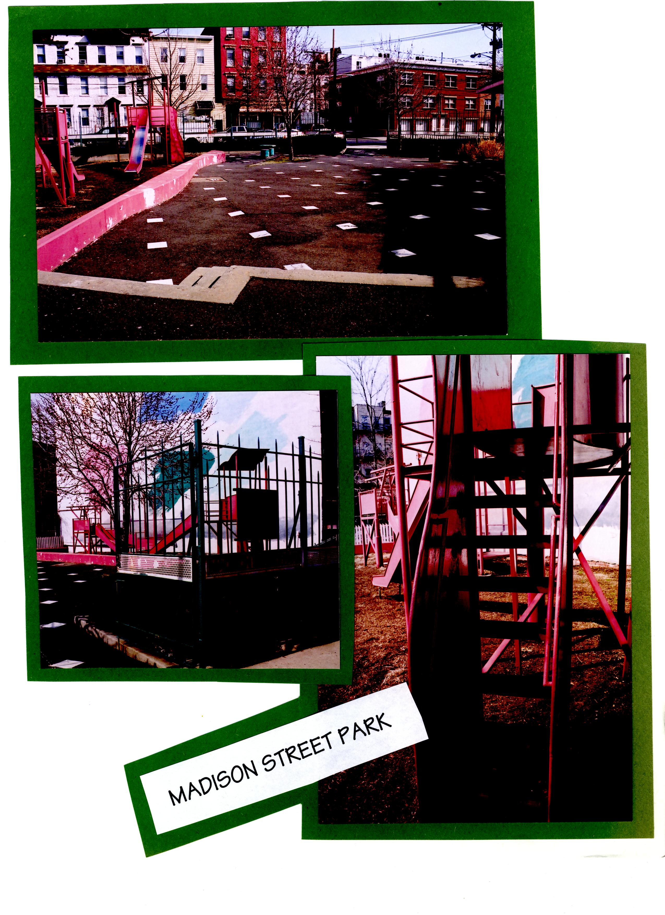 Madison Street Park (Before)